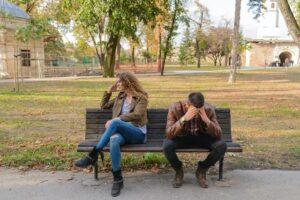 Darse un tiempo en la pareja. Es el final de la relación?
